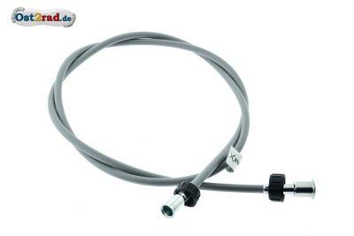 Câble compteur gris 1500mm  MZ TS 125 150 SEILOFLEX