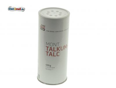 Talkum Streudose für Reifenmontage