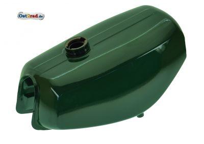 Tank 2. Wahl passend für SIMSON S51 S70 grün