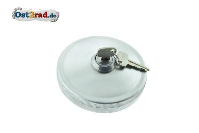 Filter cap lockable MZ aluminium