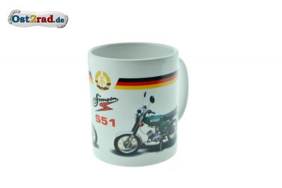 Mug blanc S51