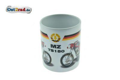 Tasse weiß TS 150