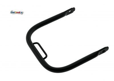 Stützbügel, kurz, schwarz pulverbeschichtet (Gepäckträger) - S51, S70