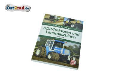 Buch Typenkompass DDR-Traktoren und Landmaschinen - 1945-1990 von Horst Hintersdorf