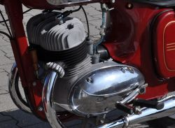 Überholung Motor JAWA 2-Zylinder, 350 ccm