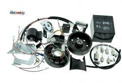 Allumage électronique complet 12V SIMSON S50 S51 S53