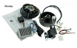 Allumage électronique Powerdynamo/Vape 12V pour IWL Pitty Wiesel Troll Berlin