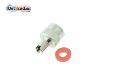 Bouchon de valve chambre à air