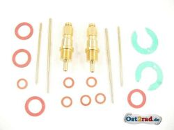 Carburettor repair kit for MZ BK 350 round slide