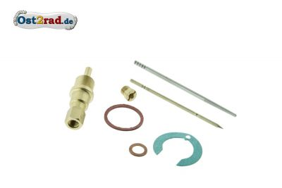 Carburettor repair kit for MZ RT125/3 flat slide