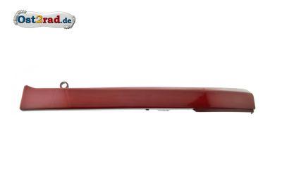 Verkleidung Sitzbank seitlich rechts JAWA 638 rot