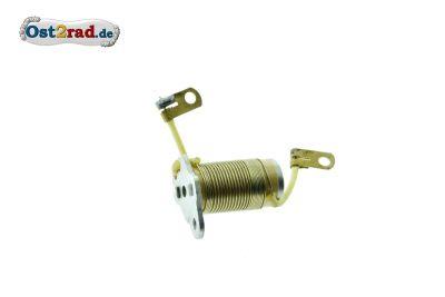 Series resistor coil generator MZ