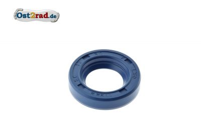 Oil seal 17x30x7 Mofa IWL MZ ES BK EMW BMW RT blue