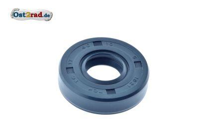 Oil seal 17x40x10 RT IWL Wiesel blue
