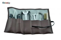 13-piece tool set moped and motorcycle