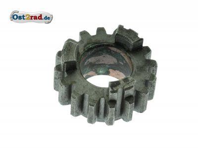 Zahnrad Getriebe 16 Zahn CZ 476 477 487 488