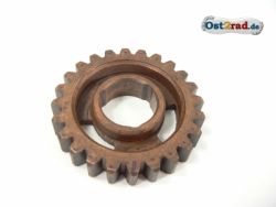 Gear 3rd gear , for MZ TS250/1, ETZ250, ETZ251, ETZ301