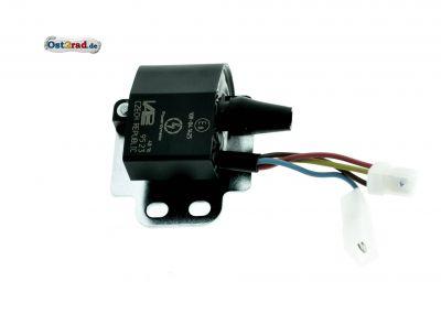 Zündspule für Elektronische Zündung Powerdynamo/Vape passend für MZ ETZ