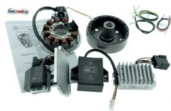 Elektronische Zündung Powerdynamo/Vape 12V Zündanlage pass. für AWO S/T