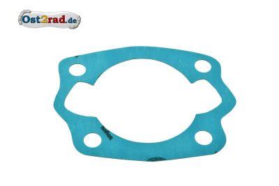 Zylinderfußdichtung CZ 125ccm ,Typ 471 Plastasit blau