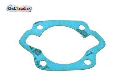 Zylinderfußdichtung MZ BK 350 Plastasit blau