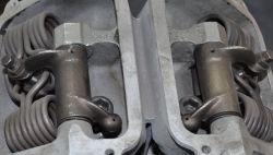 Umbau Zylinderkopf AWO auf bleifrei