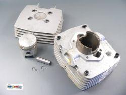 Cylinder set + cylinder head MZ TS 250/1