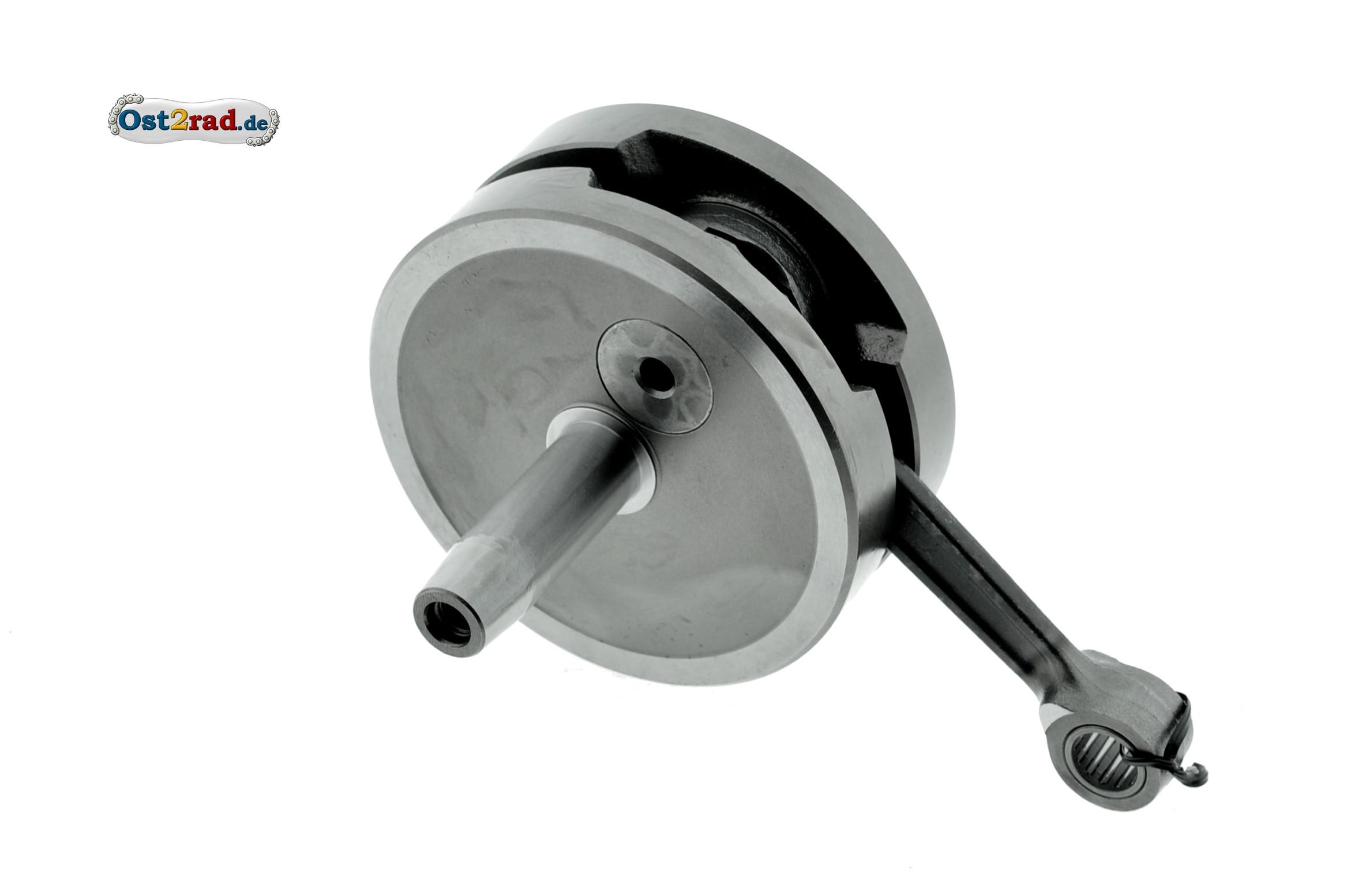 Kettenrad auf Kurbelwelle für MZ ETZ 125 DZM Version 150