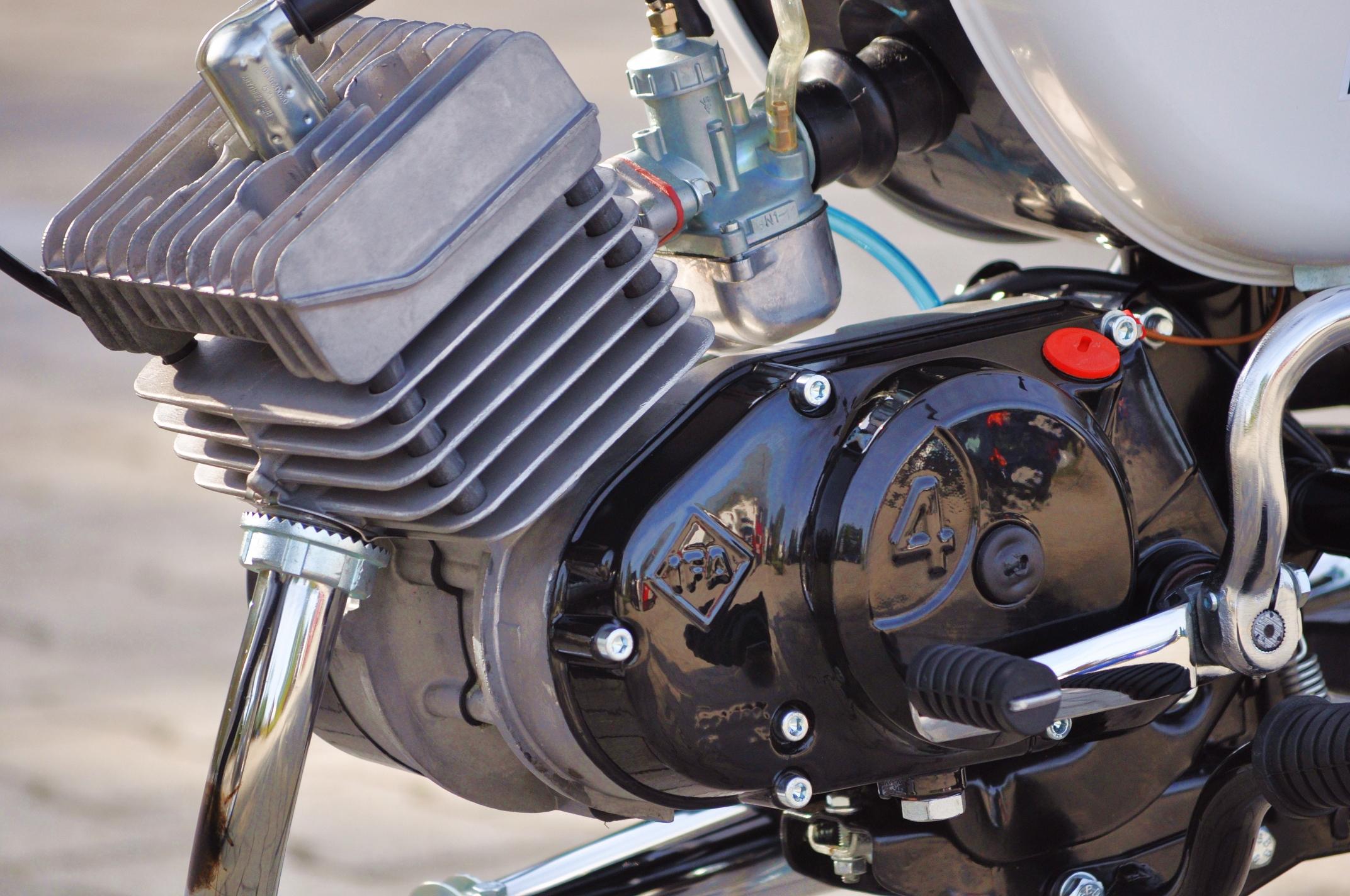 220 Berholung Motor Simson 4 Gang S51 Sr50 Kr51 2 Schwalbe