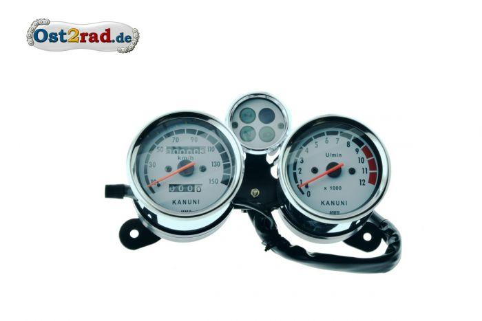 Armature speedometer revolution counter for MZ and Kanuni ETZ 251, 301