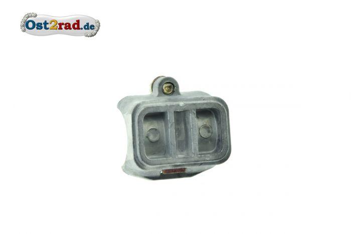 weiß Kupplungszug passend für Simson SR2 SR2E Kupplungsbowdenzug