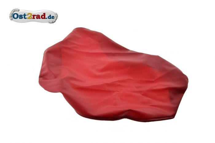 sitzbankbezug rot etz 125 150 251. Black Bedroom Furniture Sets. Home Design Ideas