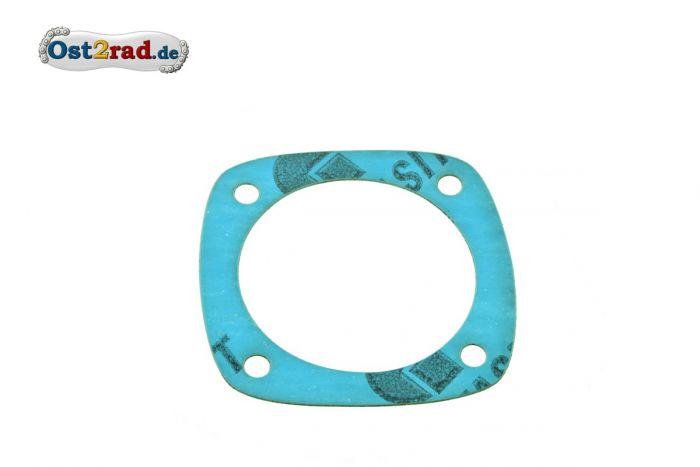 Dichtung Dichtkappe Schwungscheibe MZ BK350 Plastasit blau