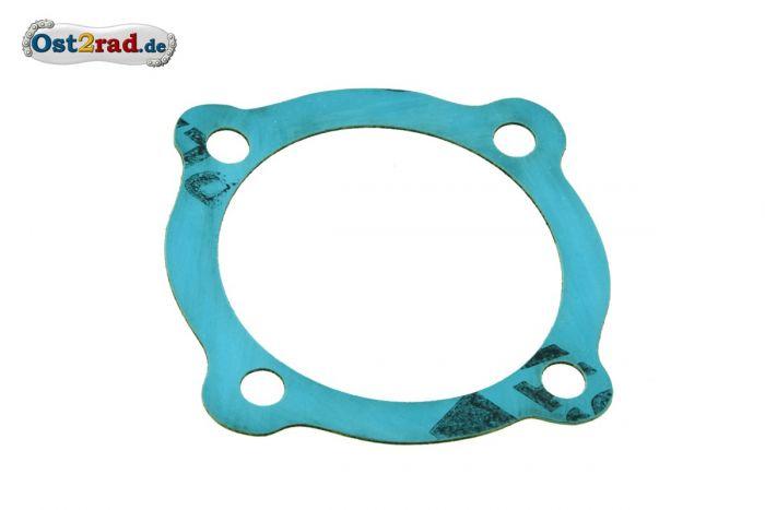 Dichtung zur Dichtkappe (Abtrieb) passend für MZ ETZ 125, 150 Plastasit blau