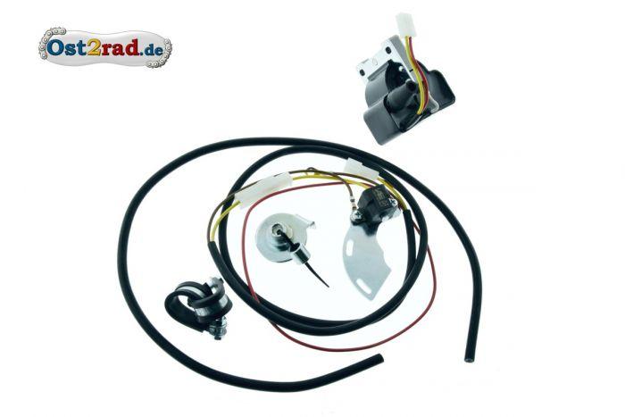 Ost2rad com - Alternator for electronic ignition MZ ETZ Vape
