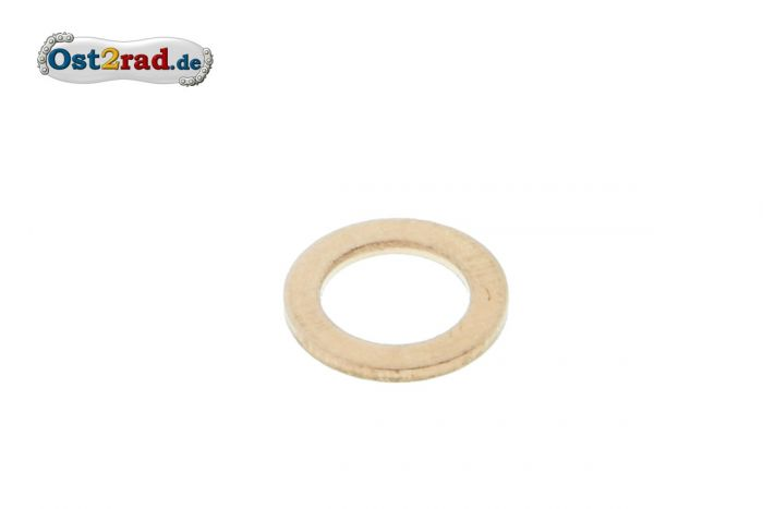 Copper ring for screwing M6