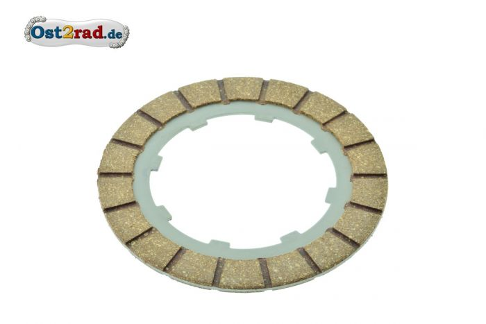 Driving plate, clutch disk JAWA 350, model 354