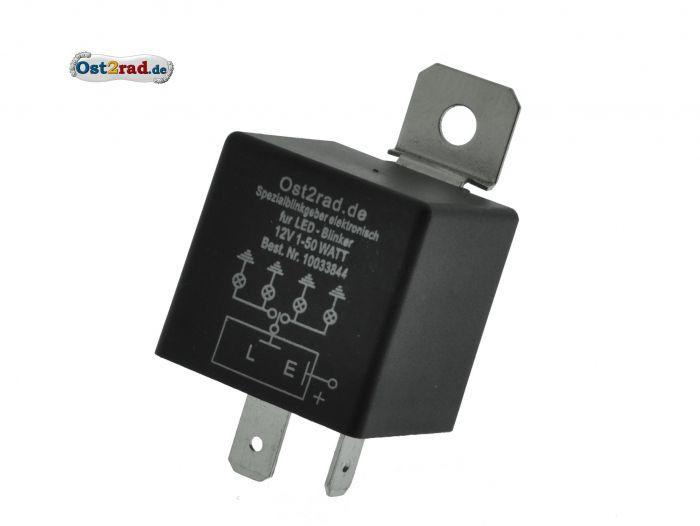 led electronic flasher 12v 1 50w. Black Bedroom Furniture Sets. Home Design Ideas
