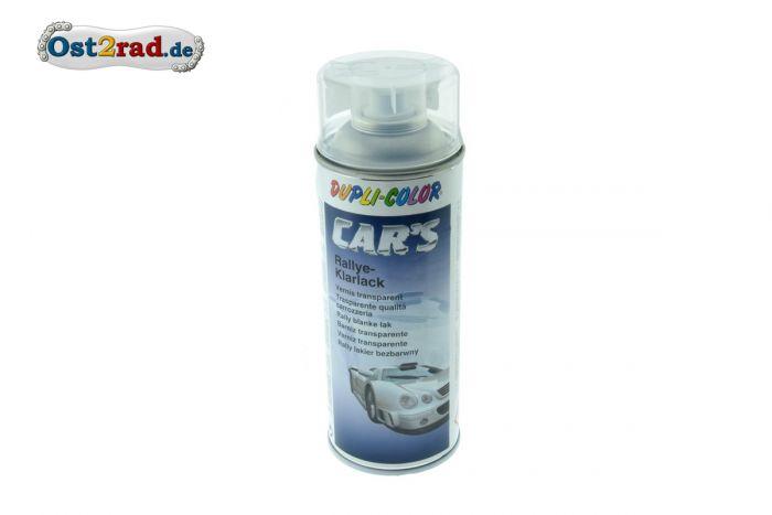 Rallye - Klarlack glänzend DUPLI Spraydose 400ml