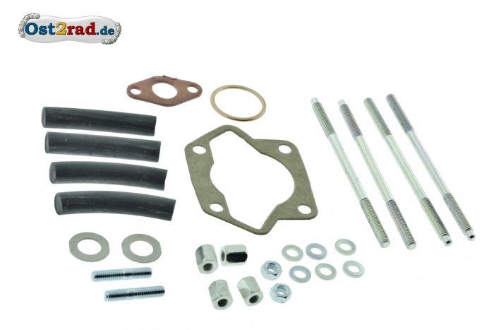 Set Zylindermontage Zylinderwechsel SIMSON S51 SR50 KR51//2