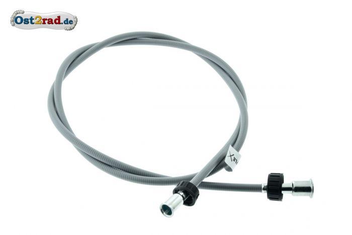 Câble de compteur pour MZ ES 125 150-1600 mm-Noir
