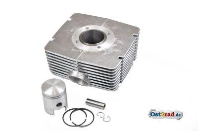 Cylinder + piston ETZ 125